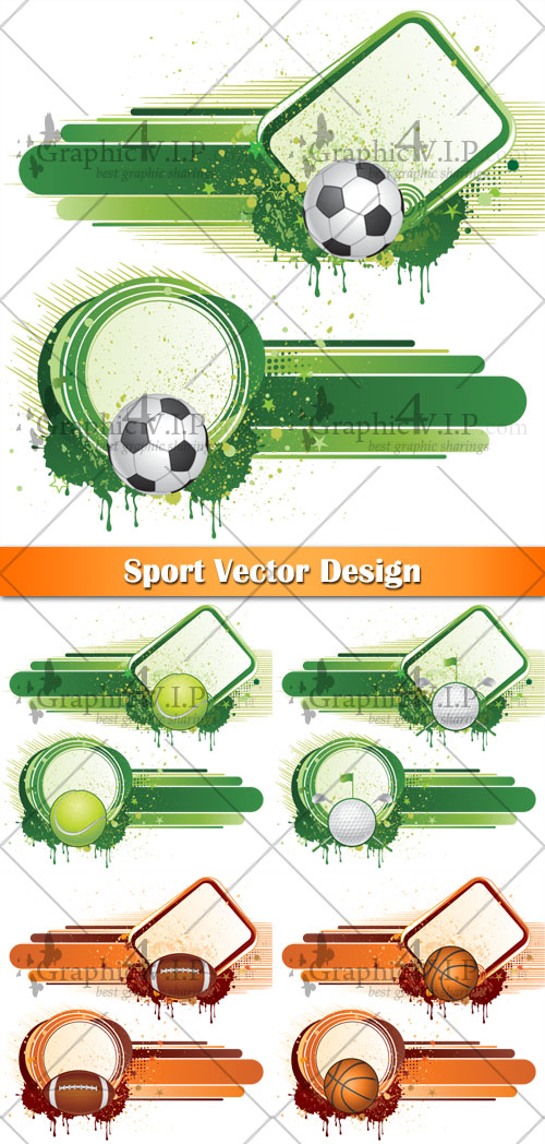 Sport Vector Design - Stock Vectors