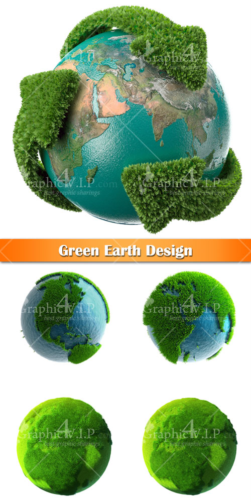 Green Earth Design - Stock Photos
