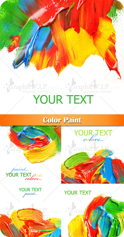 Color Paint - Stock Photos