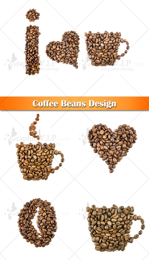Coffee Beans Design - Stock Photos