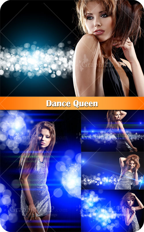 Dance Queen - Stock Photos