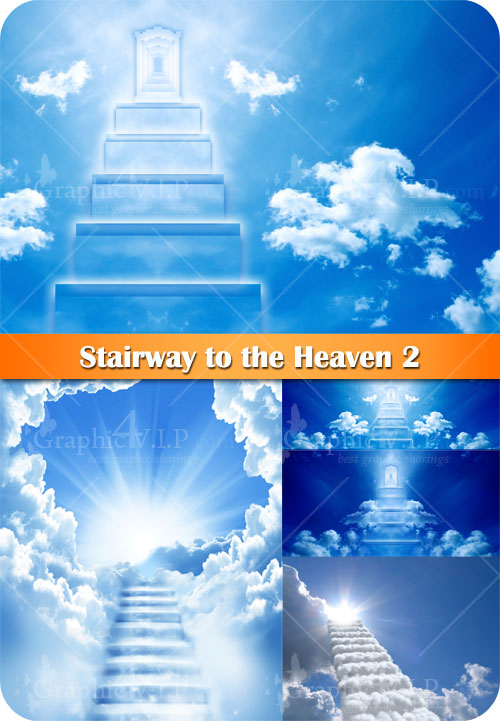 Stairway to the Heaven 2 - Stock Photos