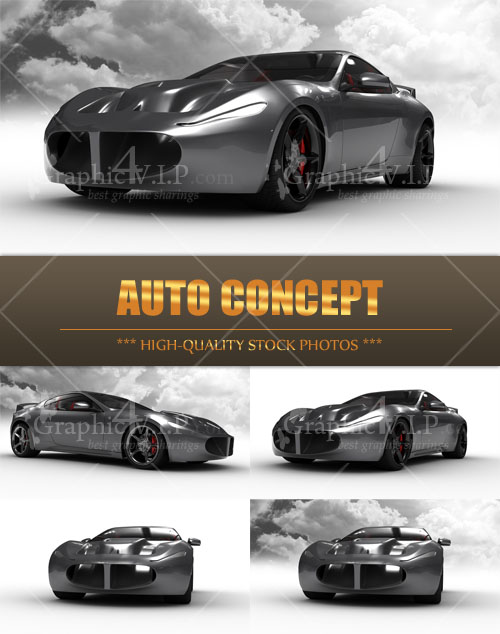 Auto Concept - Stock Photos