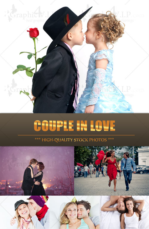 Couple in Love - Stock Photos