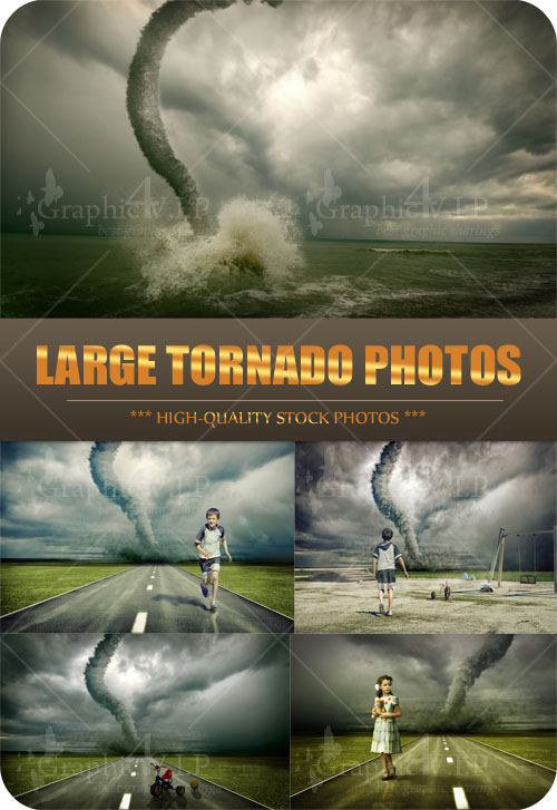 Large Tornado Photos - Stock Photos