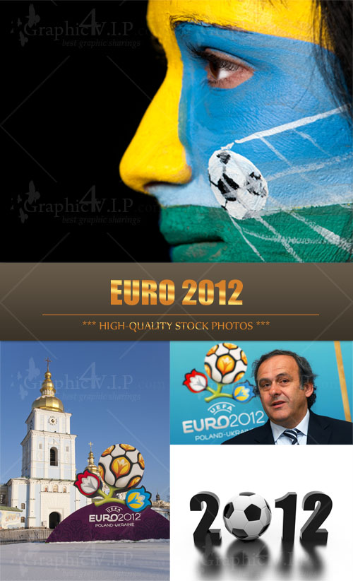 Euro 2012 - Stock Photos