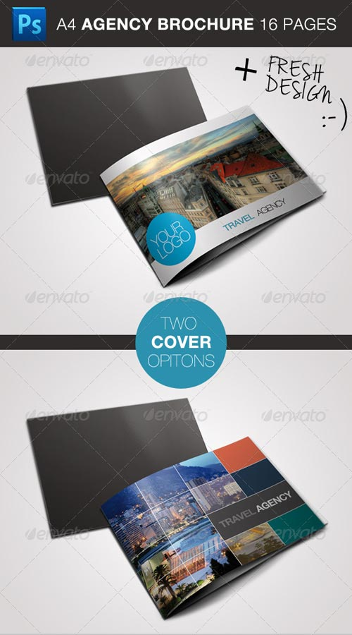 GraphicRiver Travel / Business Brochure