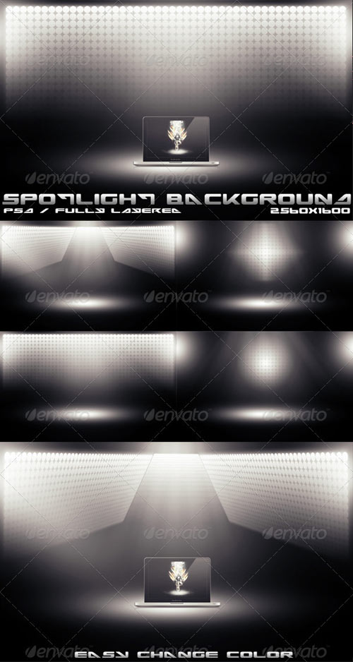 GraphicRiver Spotlight Backgrounds