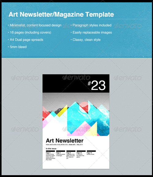 indesign cs5 templates free download - free newsletter templates for indesign http