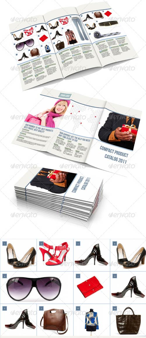 GraphicRiver Compact Product Catalog