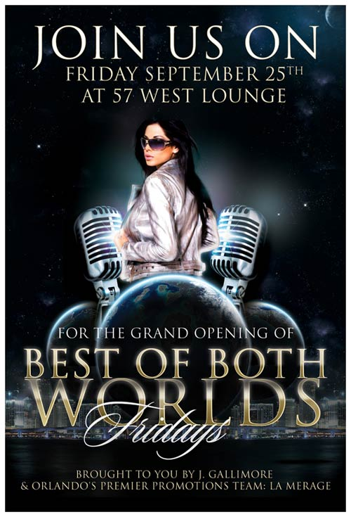 GraphicRiver Best Of Both Worlds Flyer
