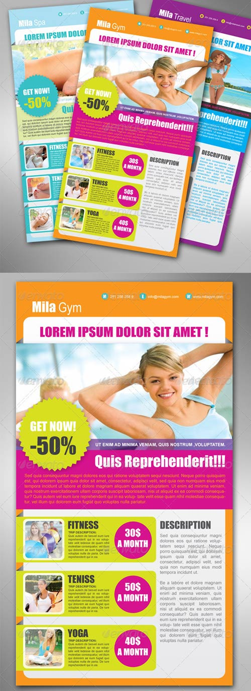 GraphicRiver Email Newsletter Templates