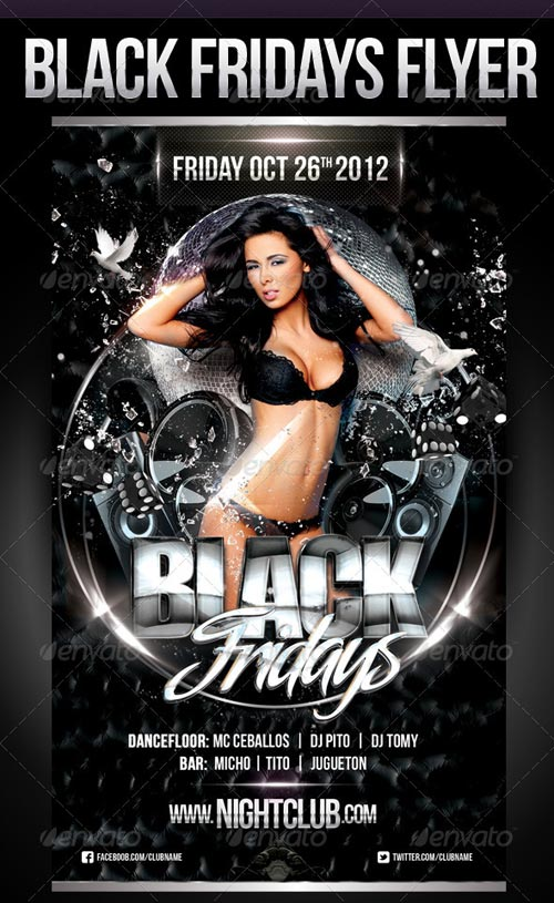 GraphicRiver Black Fridays