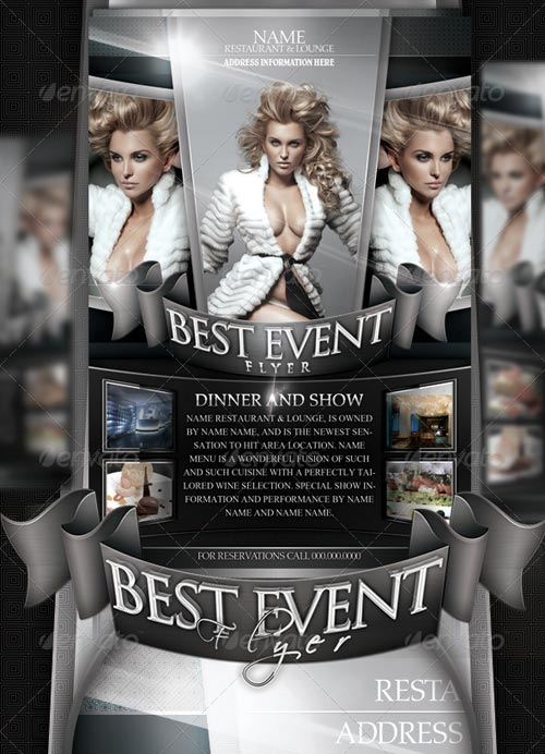 GraphicRiver Best Show Flyer