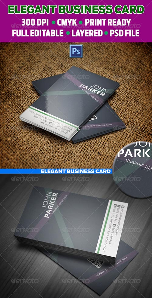 GraphicRiver Creative Business Cards 13