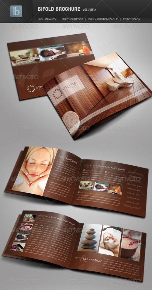 GraphicRiver Bifold Brochure | Volume 2