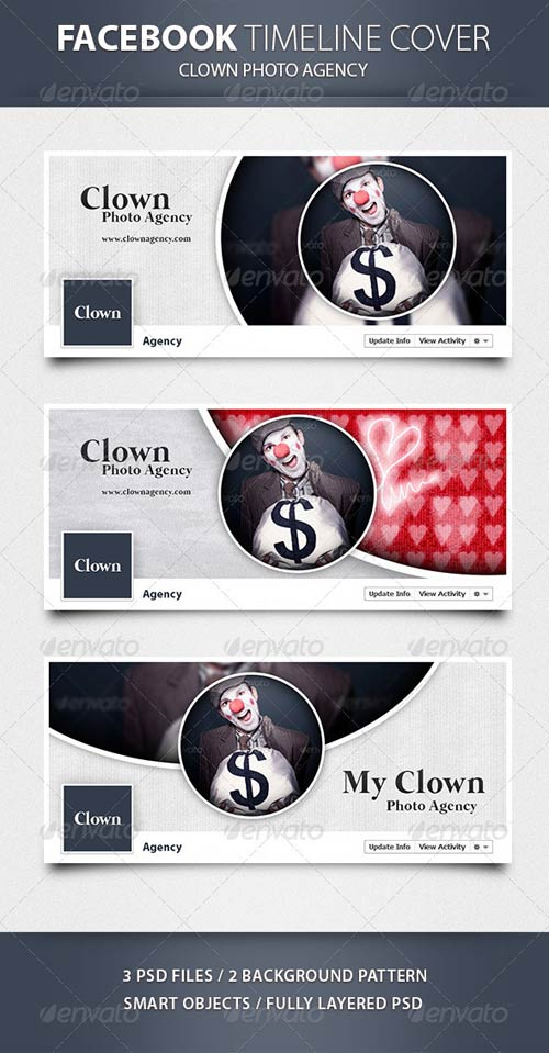 GraphicRiver FB Timeline Covers | Photo