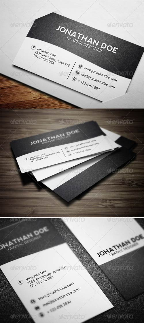 GraphicRiver Creative Business Card 3643115