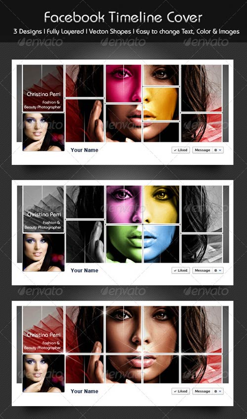 GraphicRiver Fb Timeline Cover II