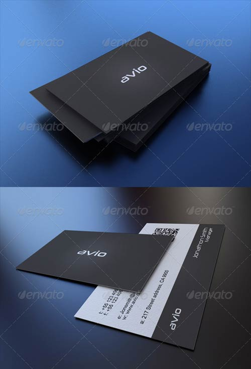 GraphicRiver Corporate Business Card 4