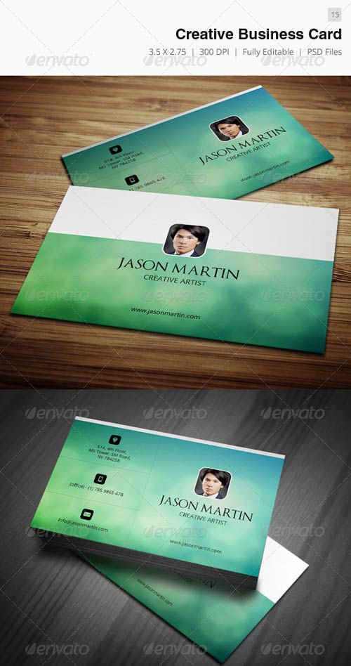 GraphicRiver Creative Business Card - 15