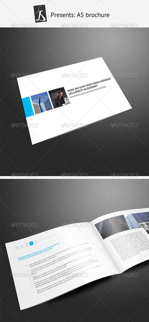 GraphicRiver A5 Brochure 3