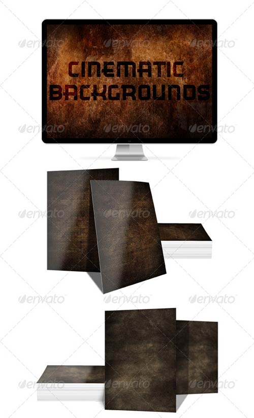 GraphicRiver Cinematic Backgrounds
