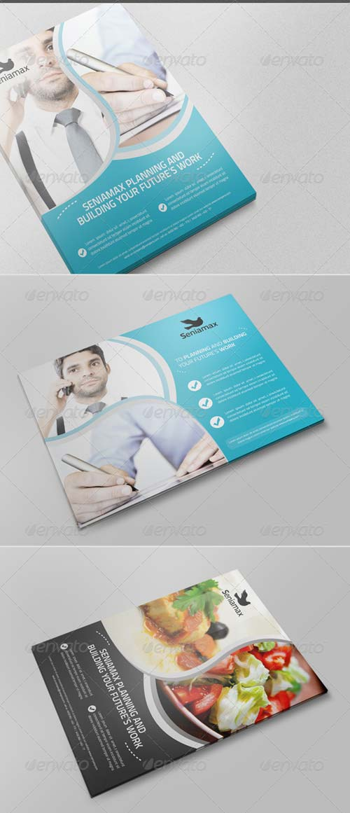 GraphicRiver Multipurpose Flyer Vol.2
