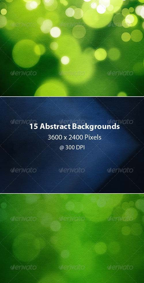 GraphicRiver Abstract and Grunge Light Backgrounds