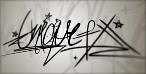Tagtool - Animated Graffiti - After Effects Project (Videohive)