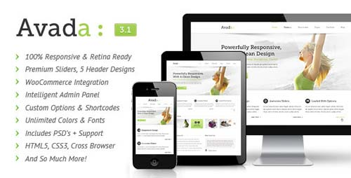 ThemeForest - Avada | Responsive Multi-Purpose Theme