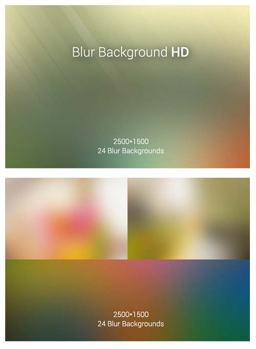 GraphicRiver Blur Background HD