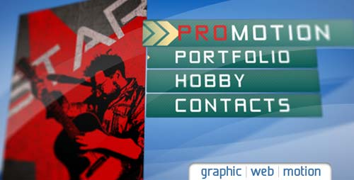 STAR ProMotion - After Effects Project (Videohive)