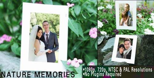 Nature Memories - After Effects Project (Videohive)