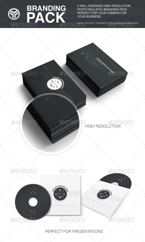 GraphicRiver TD Branding Pack 01