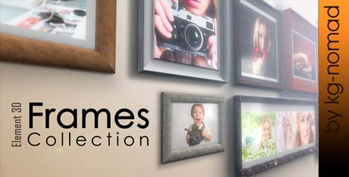 Frames Collection - After Effects Project (Videohive)