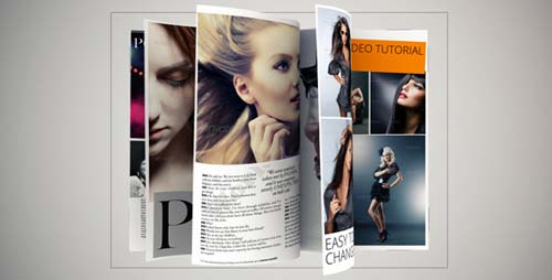 Magazine Animation Pro - After Effects Project (Videohive)