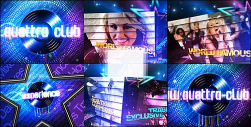 Disco/Party Promo - After Effects Project (Videohive)