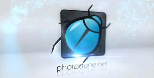 Clean 3d logo formation - After Effects Project (Videohive)