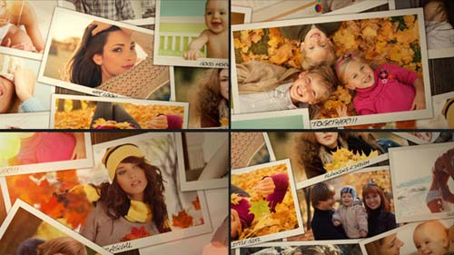 Moments Of Life - After Effects Project (Videohive)