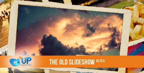 The Old Slideshow - After Effects Project (Videohive)
