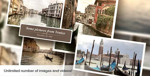 Photos of my life - After Effects Project (Videohive)