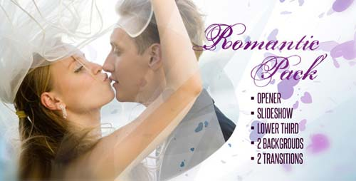 Romantic Pack - After Effects Project (Videohive)