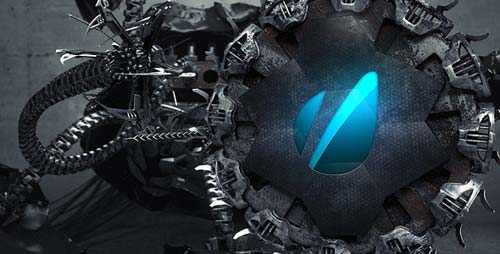 Hi-Tech Monster 2 - After Effects Project (Videohive)