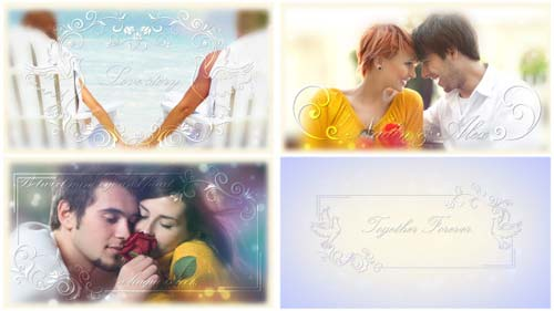 Crystal Love - After Effects Project (Videohive)