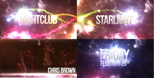Starlight Promo - After Effects Project (Videohive)