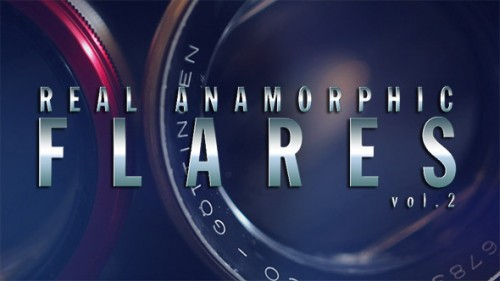 Real Anamorphic Flares vol.2 - After Effects Motion Graphics (Videohive)