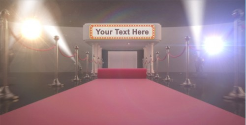Cinema Intro - After Effects Project (Videohive)