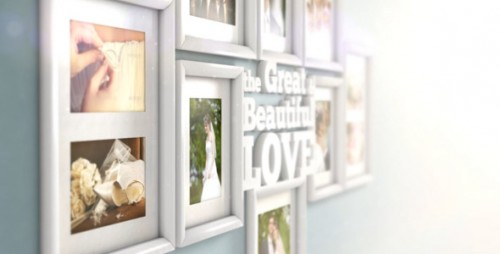 Great Love Gallery - After Effects Project (Videohive)