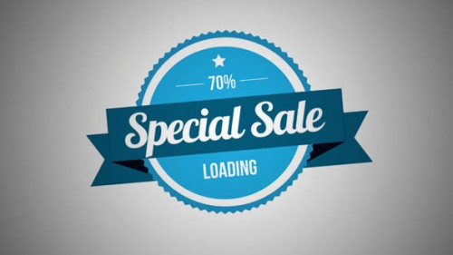 Special Sale - Apple Motion Template (Videohive)